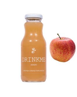 Sok jabłkowy DRINKME 250ml