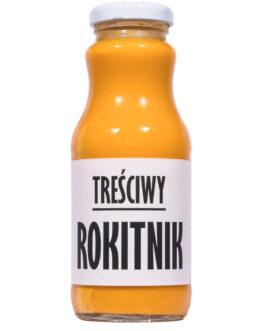 treściwy ROKITNIK 250ml – sok 100%