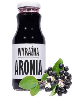 sok z aronii Wyraźna ARONIA 100% 250ml
