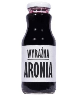 wyraźna ARONIA 250ml – sok 100%