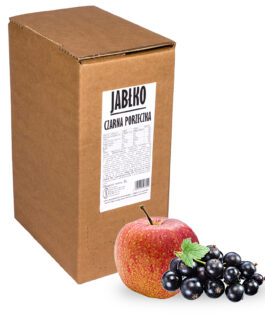 Sok jabłko-czarna porzeczka bag in box 5L
