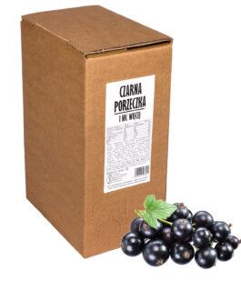 Sok z czarnej porzeczki CZARNA PORZECZKA i nic więcej 100% 5L