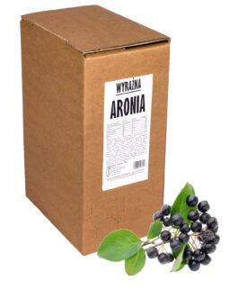 Sok z aronii 100% wyraźna aronia 5L