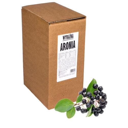 Sok z aronii Wyraźna ARONIA 100% 5L