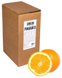 Sok pomarańczowy słoneczna pomarańcza bag in box 5L