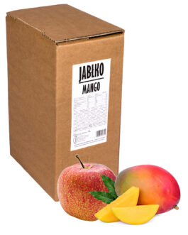 Sok jabłko-mango bag in box 5L