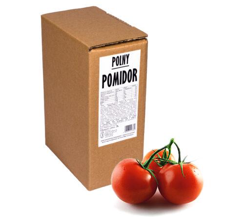 Sok pomidorowy Polny POMIDOR 100% 3L