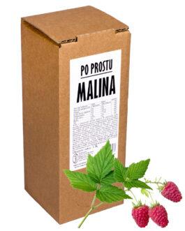 Sok z malin Po Prostu MALINA 100% 1,5L