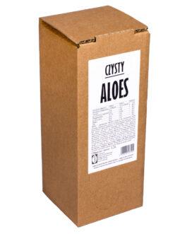 czysty ALOES 1,5L – sok 100%