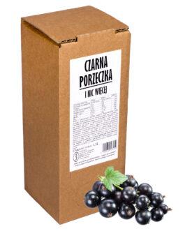 Sok z czarnej porzeczki CZARNA PORZECZKA i nic więcej 100% 1,5L