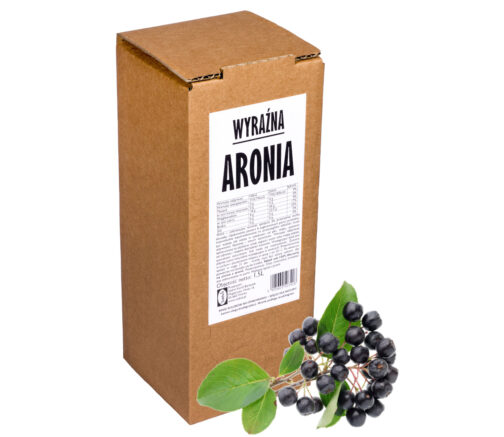 Sok z aronii Wyraźna ARONIA 100% 1,5L