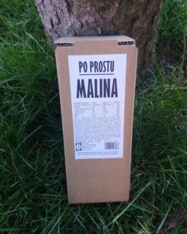 po prostu MALINA 1,5L – sok 100%