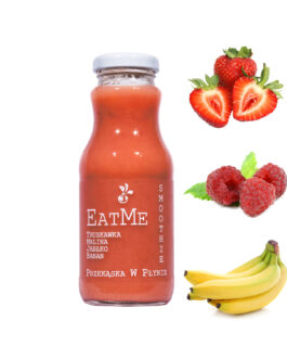 Smoothie EatMe Różowe 250ml