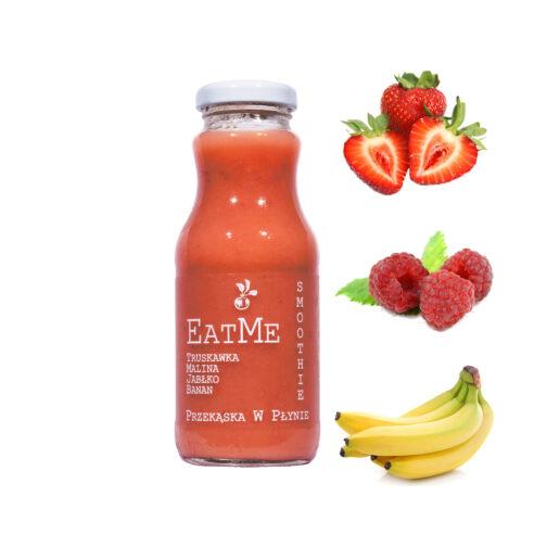 Smoothie mus owocowy EatMe Różowe 250ml