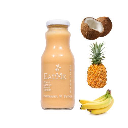 Smoothie mus owocowy EatMe Białe 250ml