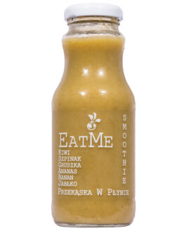 Smoothie EatMe Zielone 250ml