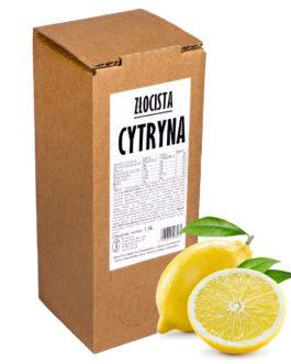 złocista Cytryna 1,5L – sok z cytryny 100%