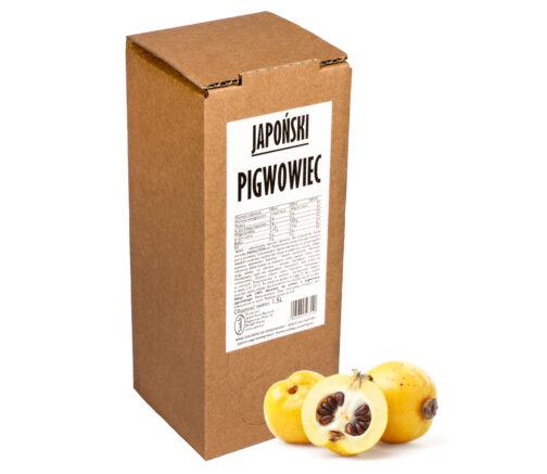 Sok z pigwowca Japoński PIGWOWIEC 100% 1,5L