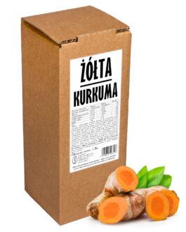 Sok z kurkumy Żółta KURKUMA 100% 1,5L